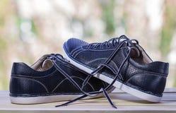 αθλητισμός παπουτσιών ατό& Στοκ Εικόνα