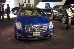 Αθλητισμός Cadillac CTS Στοκ Εικόνες