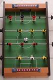 Αθλητισμός foosball arcade Στοκ Φωτογραφία