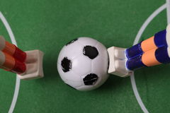 Αθλητισμός foosball arcade Στοκ Εικόνες