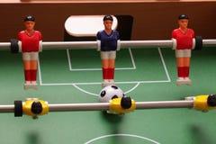 Αθλητισμός foosball arcade Στοκ Φωτογραφίες
