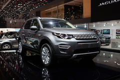 Αθλητισμός Land Rover Discovery Στοκ φωτογραφία με δικαίωμα ελεύθερης χρήσης