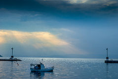 Αιγαίο πέλαγος Στοκ φωτογραφία με δικαίωμα ελεύθερης χρήσης