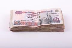 αιγυπτιακά χρήματα στοκ εικόνες
