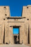 αιγυπτιακά hieroglyphs Στοκ Φωτογραφία