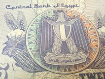 αιγυπτιακή λίβρα Στοκ φωτογραφίες με δικαίωμα ελεύθερης χρήσης
