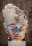 Αιγυπτιακή βασίλισσα Hatshepsut Στοκ φωτογραφία με δικαίωμα ελεύθερης χρήσης