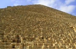 αιγυπτιακή πυραμίδα Στοκ Εικόνες
