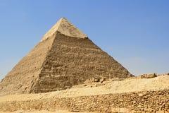 αιγυπτιακή πυραμίδα Στοκ εικόνες με δικαίωμα ελεύθερης χρήσης