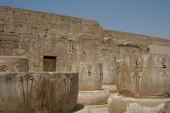 αιγυπτιακός ναός στοκ φωτογραφίες