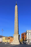 Αιγυπτιακός οβελίσκος στην πλατεία SAN Giovanni σε Laterano στη Ρώμη Στοκ φωτογραφία με δικαίωμα ελεύθερης χρήσης
