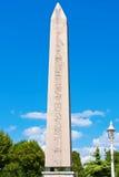 Αιγυπτιακός οβελίσκος στη Ιστανμπούλ Στοκ εικόνες με δικαίωμα ελεύθερης χρήσης
