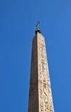 Αιγυπτιακός οβελίσκος Στοκ Φωτογραφία
