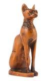 αιγυπτιακό άγαλμα γατών Στοκ φωτογραφίες με δικαίωμα ελεύθερης χρήσης
