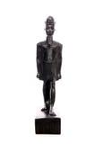 αιγυπτιακό άγαλμα Στοκ εικόνα με δικαίωμα ελεύθερης χρήσης