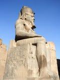 αιγυπτιακό άγαλμα Στοκ εικόνες με δικαίωμα ελεύθερης χρήσης