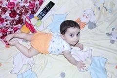 Αιγυπτιακό κοριτσάκι Στοκ φωτογραφία με δικαίωμα ελεύθερης χρήσης