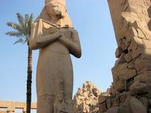 αιγυπτιακό μνημείο Στοκ Εικόνες