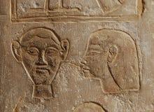 αιγυπτιακό μυστήριο Στοκ φωτογραφίες με δικαίωμα ελεύθερης χρήσης