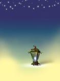 αιγυπτιακό φανάρι διανυσματική απεικόνιση