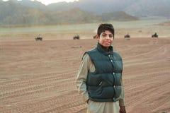 ΑΙΓΥΠΤΟΣ, ΣΑΡΜ ΕΛ ΣΈΙΚ, ΣΤΙΣ 12 ΙΑΝΟΥΑΡΊΟΥ 2015: Αιγυπτιακό σύγχρονο bedoui Στοκ Εικόνες