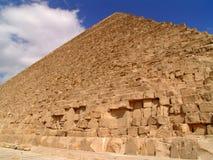 Αιγύπτιος μια πυραμίδα Στοκ Φωτογραφίες