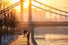 αιθαλομίχλη της Ρωσίας π&o Πέμπτη, ο Νοέμβριος 20, 2014 Καιρός: Ήλιος, s Στοκ Εικόνες