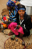 Αιθιοπικές αγορές Στοκ φωτογραφίες με δικαίωμα ελεύθερης χρήσης