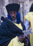 Αιθιοπική ιερή τελετή πυρκαγιάς Στοκ φωτογραφία με δικαίωμα ελεύθερης χρήσης