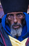 Αιθιοπική ιερή τελετή πυρκαγιάς Στοκ Εικόνες