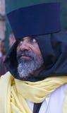 Αιθιοπική ιερή τελετή πυρκαγιάς Στοκ Φωτογραφίες