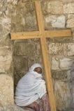 Αιθιοπική Μεγάλη Παρασκευή Στοκ εικόνα με δικαίωμα ελεύθερης χρήσης