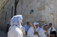 Αιθιοπική Μεγάλη Παρασκευή Στοκ Εικόνα