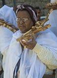 Αιθιοπική Μεγάλη Παρασκευή Στοκ Φωτογραφίες