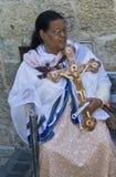 Αιθιοπική Μεγάλη Παρασκευή Στοκ φωτογραφία με δικαίωμα ελεύθερης χρήσης