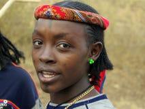 Αιθιοπικοί λαοί και πρόσωπα Στοκ Φωτογραφίες