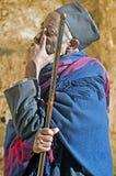 αιθιοπικός ιερέας Στοκ Εικόνες