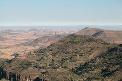 Αιθιοπικό Χάιλαντς Στοκ εικόνα με δικαίωμα ελεύθερης χρήσης