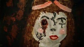 αιματηρή Mary στοκ εικόνες με δικαίωμα ελεύθερης χρήσης