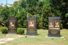 Αιματηρό μνημείο της Κυριακής, Selma, Αλαμπάμα Στοκ εικόνα με δικαίωμα ελεύθερης χρήσης