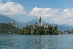 αιμορραγημένη λίμνη στοκ φωτογραφίες με δικαίωμα ελεύθερης χρήσης
