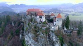 Αιμορραγημένη κεραία άποψης του Castle πανοραμική