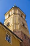 αιμορραγημένο θέρετρο Σλοβενία ST Martin πολυτέλειας διακοπών εκκλησιών Στοκ Εικόνα