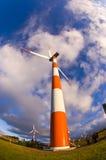 Αιολική ενέργεια Στοκ Φωτογραφία