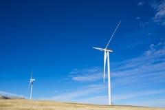 Αιολική ενέργεια Midwest στοκ φωτογραφία με δικαίωμα ελεύθερης χρήσης