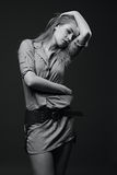 αισθησιακή γυναίκα Στοκ Φωτογραφίες