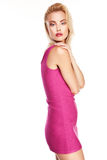 Αισθησιακή ξανθή ομορφιά Στοκ φωτογραφία με δικαίωμα ελεύθερης χρήσης