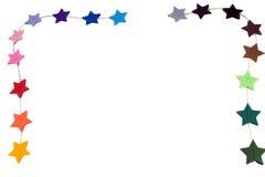 Αισθητά αστέρια Στοκ φωτογραφία με δικαίωμα ελεύθερης χρήσης