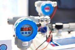 Αισθητήρας πίεσης στοκ φωτογραφία με δικαίωμα ελεύθερης χρήσης