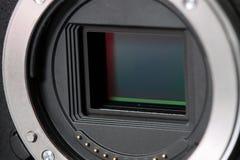 Αισθητήρας ψηφιακών κάμερα Στοκ εικόνα με δικαίωμα ελεύθερης χρήσης